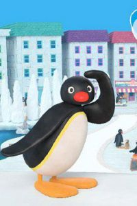Pingu in the City封面